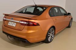 2014 Ford Falcon XR6 Turbo FG X Orange