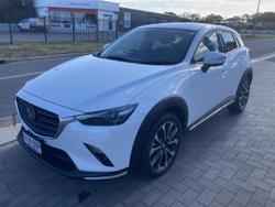 2018 Mazda CX-3 Mazda CX-3 D 6AUTO AKARI PETROL AWD Snowflake White Pearl