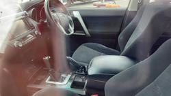 2014 Toyota Landcruiser Prado GXL GRJ150R MY14 4X4 Dual Range Grey