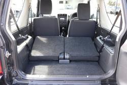 2013 Suzuki Jimny Sierra SN413 T6 MY13 4X4 Dual Range Bluish Black Pearl
