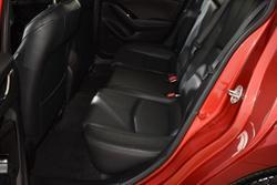 2018 Mazda 3 SP25 Astina BN Series Soul Red Crystal