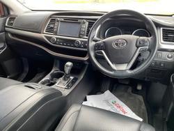 2018 Toyota Kluger GXL GSU55R AWD Blue