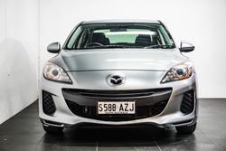 2013 Mazda 3 Neo BL Series 2 MY13 Aluminium