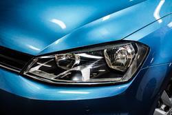2015 Volkswagen Golf 103TSI Highline 7 MY15 Pacific Blue