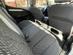 2012 Holden Colorado LX RG MY13 4X4 Dual Range White