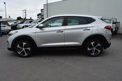 2017 Hyundai Tucson Elite TL2 MY18 AWD Platinum Silver