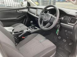 2020 Mazda BT-50 Mazda BT-50 B 6MAN 3.0L SINGLE CHASSIS XT 4X4 Ice White