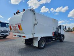 2009 Hino GH 1727-500 Series 19cm3 Side Loading Compactor
