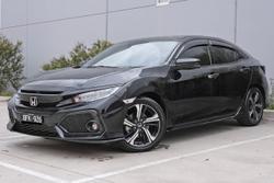 2019 Honda Civic RS 10th Gen MY20 Black