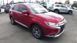 2015 Mitsubishi Outlander XLS ZK MY16 4X4 On Demand Red
