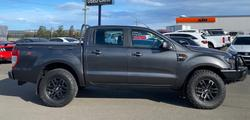 2017 Ford Ranger XL PX MkII MY18 4X4 Dual Range Magnetic