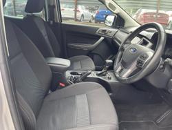 2018 Ford Ranger XLT PX MkIII MY19 4X4 Dual Range Ingot Silver