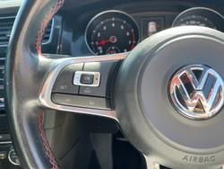2014 Volkswagen Golf GTI 7 MY15 Pure White