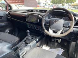 2015 Toyota Hilux SR GUN126R 4X4 Dual Range Red