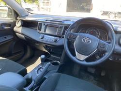 2015 Toyota RAV4 GXL ALA49R AWD White