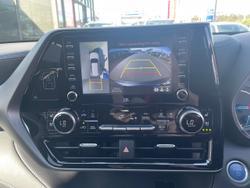 2021 Toyota Kluger Grande AXUH78R 4X4 On Demand Grey