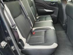 2017 Nissan Navara ST N-SPORT D23 Series 2 4X4 Dual Range Cosmic Black