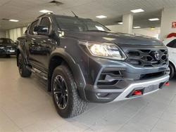2018 Holden Special Vehicles Colorado SportsCat+ RG MY19 4X4 Dual Range Grey