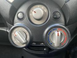 2012 Nissan Micra ST K13 Geneva White