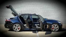 2019 Kia Stinger GT CK MY19 Aurora Black