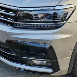 2020 Volkswagen Tiguan 162TSI Highline 5N MY20 Four Wheel Drive Tungsten Silver