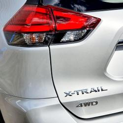 2020 Nissan X-TRAIL ST T32 Series II 4X4 On Demand Brilliant Silver