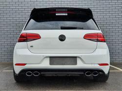 2019 Volkswagen Golf R 7.5 MY20 Four Wheel Drive Pure White