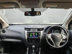 2020 Nissan Navara N-TREK Warrior D23 Series 4 4X4 Dual Range White Diamond