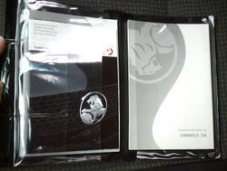 2011 Holden Combo XC MY11 White