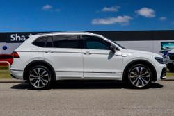 2019 Volkswagen Tiguan 162TSI Highline Allspace 5N MY19.5 Four Wheel Drive White