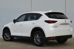 2017 Mazda CX-5 Maxx Sport KF Series AWD WHITE