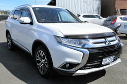 2018 Mitsubishi Outlander LS ZL MY18.5 White