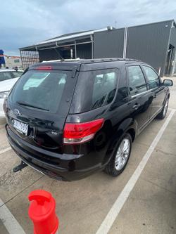 2012 Ford Territory TS SZ Black
