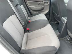 2016 Mitsubishi Triton GLX+ MQ MY17 4X4 Dual Range White