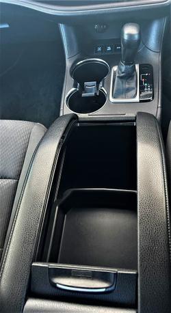 2015 Toyota Kluger GX GSU55R AWD Silver Sky