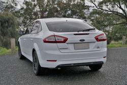 2014 Ford Mondeo LX TDCi MC Frozen White