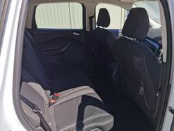 2019 Ford Escape Ambiente ZG MY19.25 Frozen White