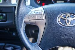 2014 Toyota HILUX Hilux 4x4 SR5 3.0L T Diesel Manual Double Cab 1R61250 002 Charcoal Grey