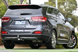 2016 Kia Sorento GT-Line UM MY17 AWD Platinum Graphite