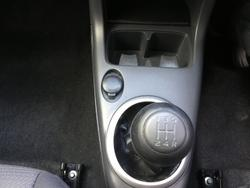 2009 Suzuki Swift GLX RS415 Silky Silver
