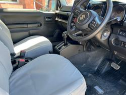 2019 Suzuki Jimny GJ 4X4 Dual Range Medium Grey