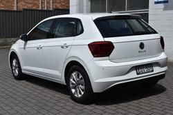 2021 Volkswagen Polo 85TSI Comfortline AW MY21 Pure White