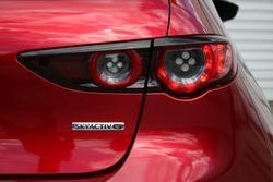 2019 Mazda 3 G25 GT BP Series Soul Red Crystal