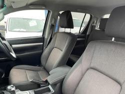 2017 Toyota Hilux SR5 GUN126R 4X4 Dual Range Graphite