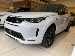 2021 Land Rover Discovery Sport P250 R-Dynamic HSE L550 MY22 4X4 Constant Ostuni Pearl White
