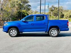 2021 LDV T60 PRO SK8C 4X4 Dual Range Jewel Blue Metallic
