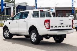 2021 Ford Ranger XLS PX MkIII MY21.75 4X4 Dual Range Arctic White