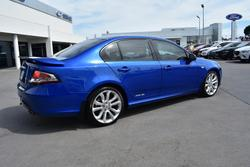 2014 Ford Falcon XR6 EcoLPi FG MkII Kinetic