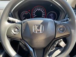 2018 Honda HR-V VTi MY18 Lunar Silver