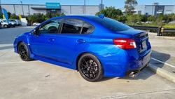 2017 Subaru WRX Premium V1 MY17 AWD WR Blue